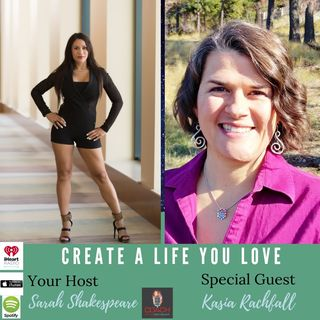 Thriving After 40 with Special Guest, Certified Integrative Transformation Coach, Kasia Rachfall