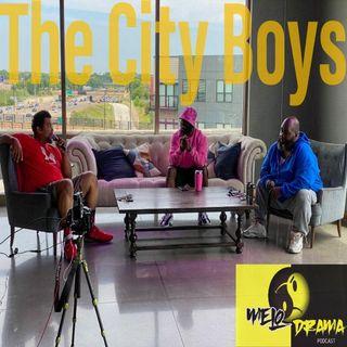 SZN2Episode 16: The City Boys