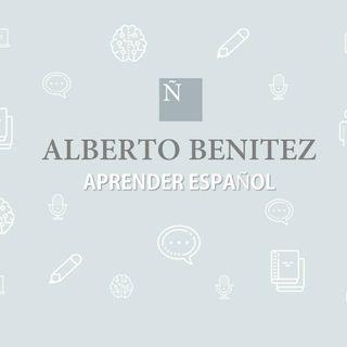 Aprender español Alberto Benítez