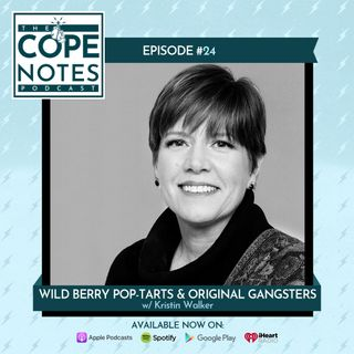 Wild Berry Pop-Tarts & Original Gangsters w/ Kristin Walker