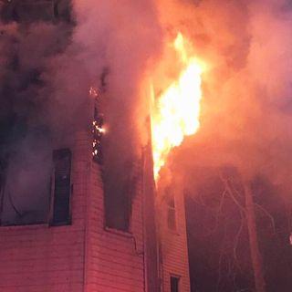 Early-Morning Fire Tears Through Mattapan Home