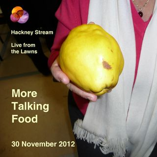 More Talking Food - Live from The Lawns - November 2012