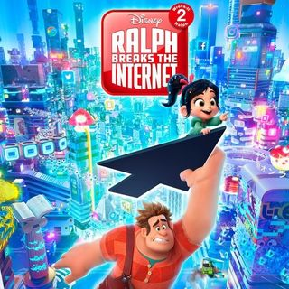Ep 43: Wreck It Ralph 2: Ralph Breaks The Internet