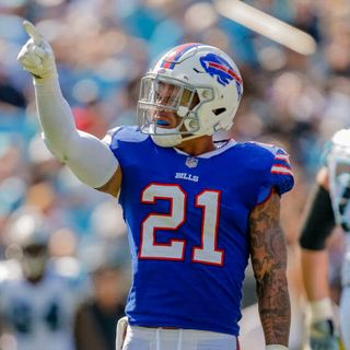 Buffalo Bills Safety Jordan Poyer Talks About This Season's Success And The Big Matchup Against The Baltimore Ravens