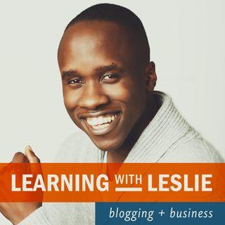 Leslie Samuel: Blogger, Marketer, Entrepreneur
