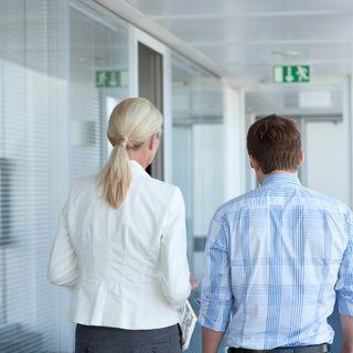 MBWA: management by walking around
