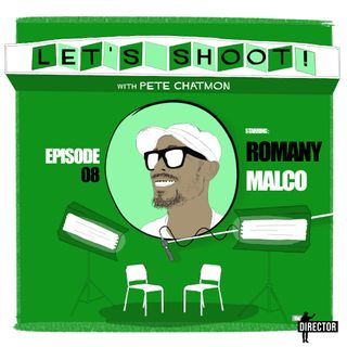 "Episode 08: Romany Malco On The Million Little Things He's Learned and ""Tijuana Jackson"""