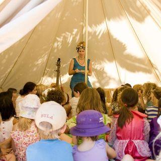 """Annie Bryant singer storyteller """"Summertime Christmas"""""""