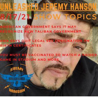 Unleashed Jeremy Hanson 81721