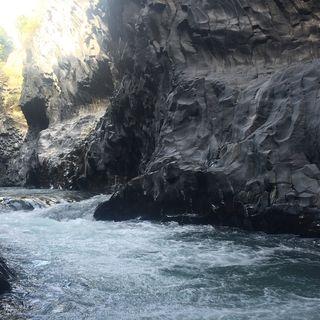 Gole dell'Alcantara paradiso Siculo