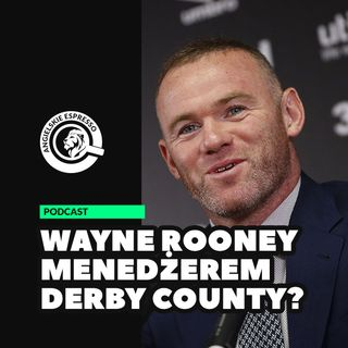 Wayne Rooney menedżerem Derby County?
