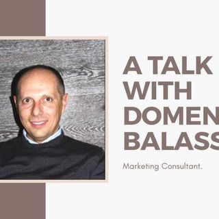 [ HTJ Podcast ] Interview with Domenico Balassi - Marketing Consultant.