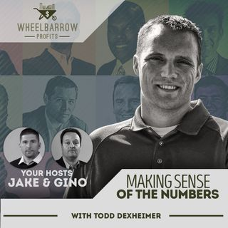 Making Sense of the Numbers with Todd Dexheimer