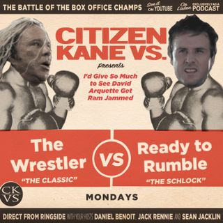 The Wrestler vs Ready to Rumble