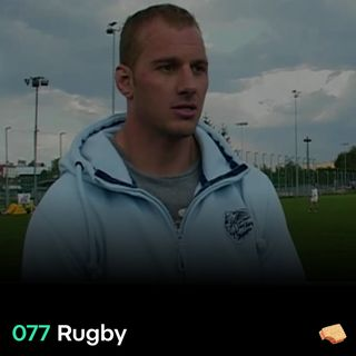 SNACK 077 Rugby