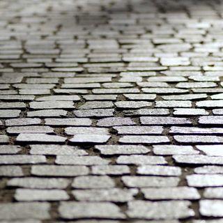 Orígenes del pavimento