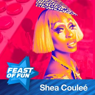 Shea Couleé's Cheap & Thrilling Halloween Costume Ideas
