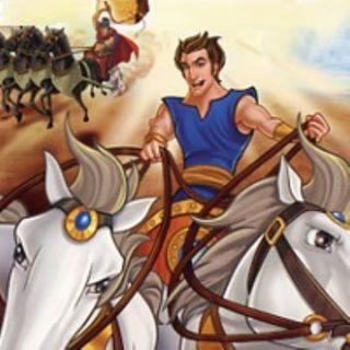 La storia di Ben Hur (e Gesù) in cartone animato