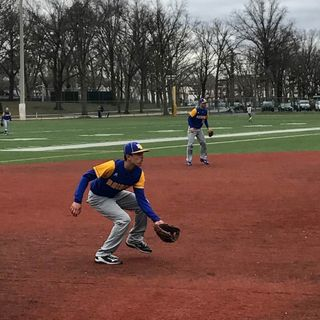 North Brunswick Baseball @ J.P. Stevens