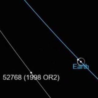 NUESTRO OXÍGENO Asteroide 52768 (1998 OR2) - Dr. Alberto Quijano Vodniza