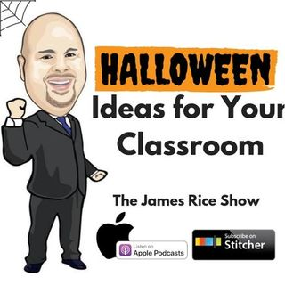 Episode 42 - Halloween Ideas for the Classroom