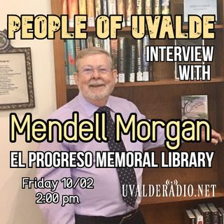 Mendell Morgan / October 2020