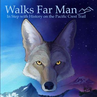 Walks Far Man - Part One with Jim Ostdick on Big Blend Radio