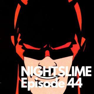 S02E08 [44]: Frank Miller i Daredevil