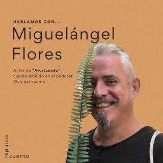 """Hablamos con Miguelángel Flores: """"Quiero historias naturales aunque transcurran en la luna"""""""