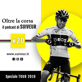 20 - Tour de France, Giro Rosa e campionati nazionali
