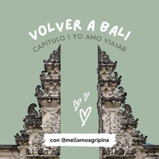 #1 Volvería a Bali