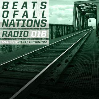 Radio Episode 016:  Cazal Organism