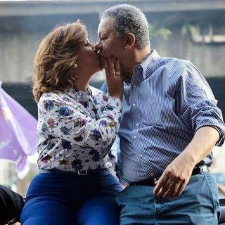 ¿Margarita Cedeño está en contra de su esposo Leonel Fernández?