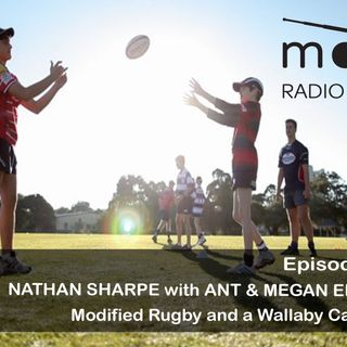 The Mojo Radio Show -Ep 95 - The Rugby Innovation that's Making Children's Dreams Come True.