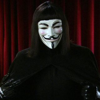Impossible Question - V for Vendetta