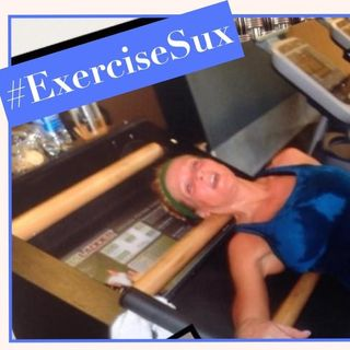 Coffee Time ~ #ExerciseSux: Help is Here - Part 1 of 2