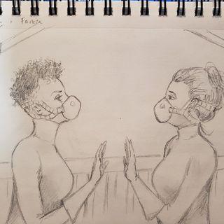 Erika and Fairuza