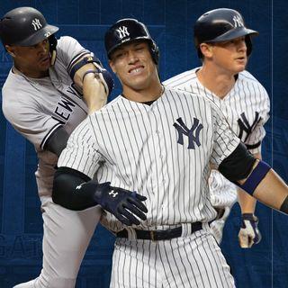 Yankees siguen perdiendo figuras claves por lesiones