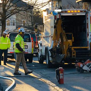 Gas Leak Forces Evacuations In Methuen