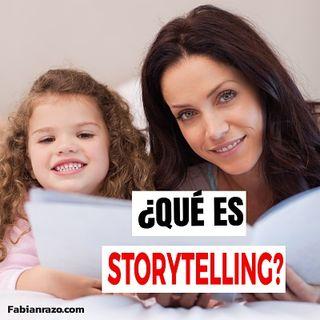 Que es storytelling  │ Episodio 26 │ Liderazgo con Fabian Razo
