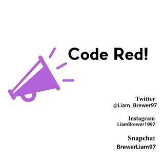 Liam Brewer - Code Red
