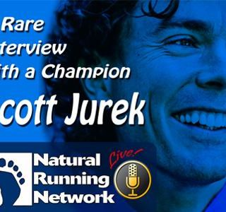 An interview with Ultra Marathon Champion Scott Jurek