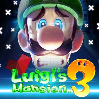 1UP Drops #74 - Luigi's Mansion 3 na BGS
