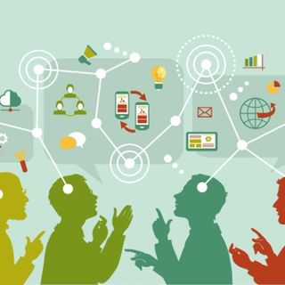 Paradigmas de la E-comunicación, Geraldine Lopez