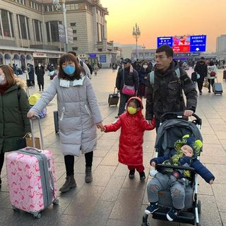 Coronavirus de Wuhan llega a Europa