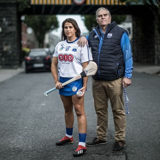 Niamh Rockett, Waterford Camogie star picks up her first first all-star award, ON THE BALL Monday March 8th