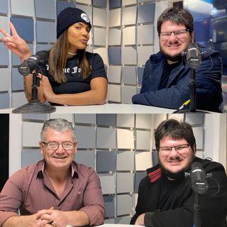 Antenados #96 - Entrevista com Tays Reis e Alex Rubio