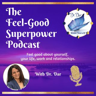 Ep. 17 The Art of Selfishness - Dr. Dar Hawks