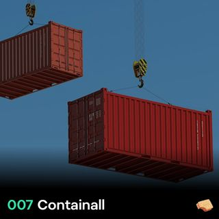 SNACK 007 Containall