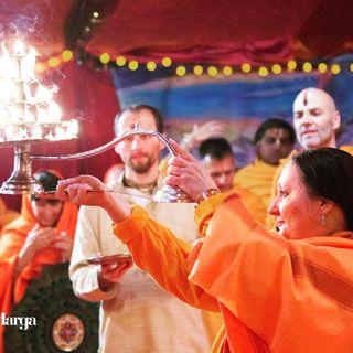 Swamini VishwaGodaavari SpiritualSharing